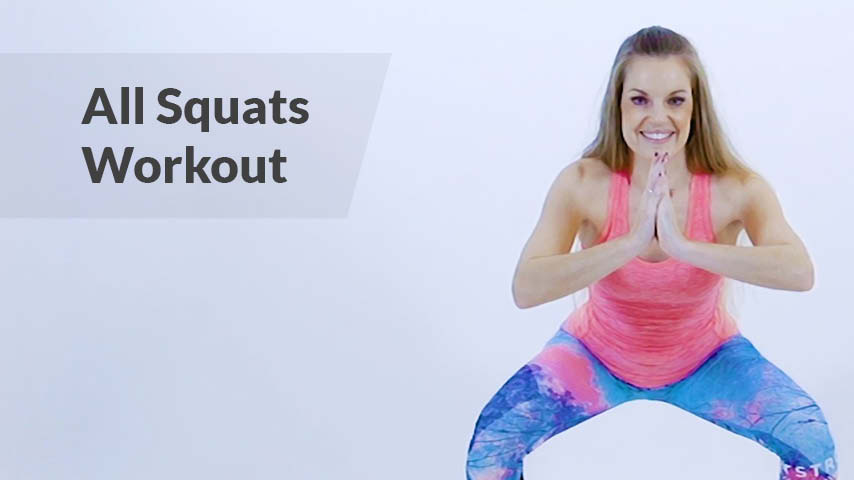 All Squats Workout