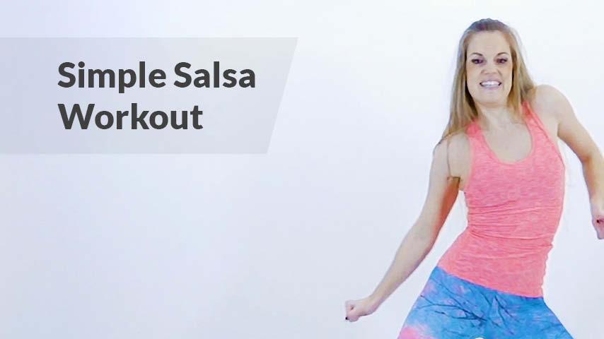 Simple Salsa Workout
